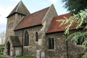 St Mary's Corringham (2)